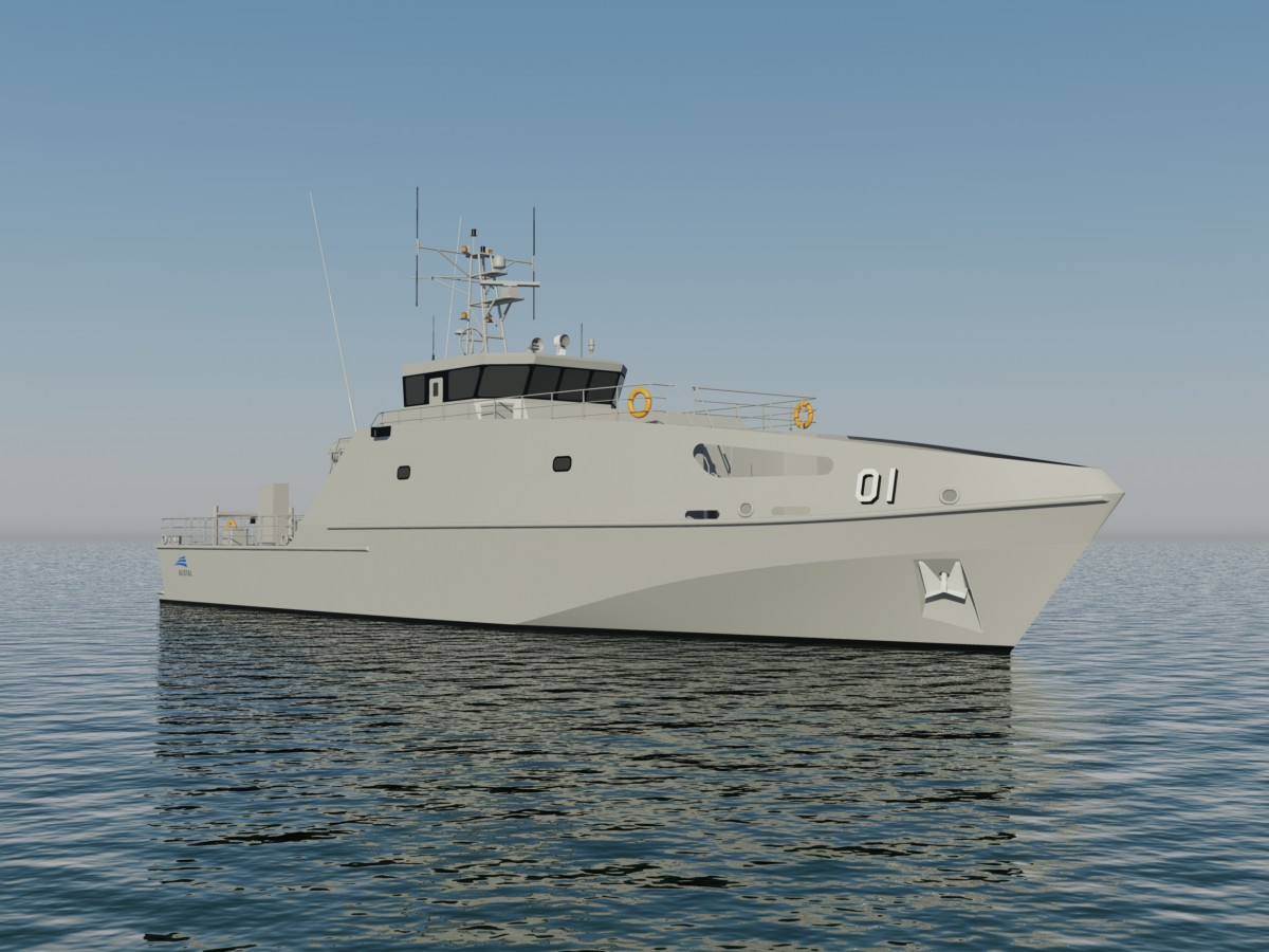Austal Awarded Pacific Patrol Boat Contract Austal