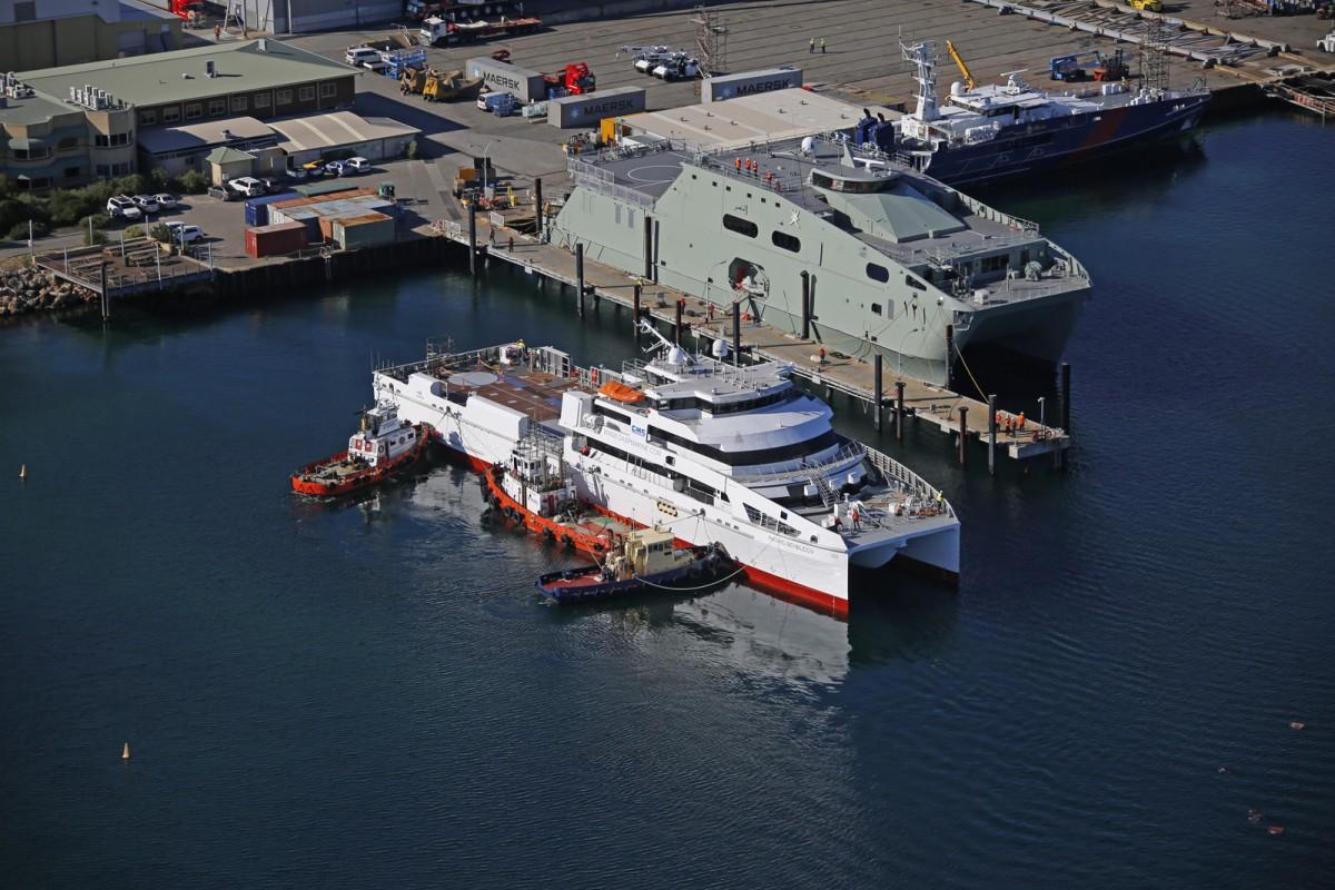 supply chain royal australian navy pdf