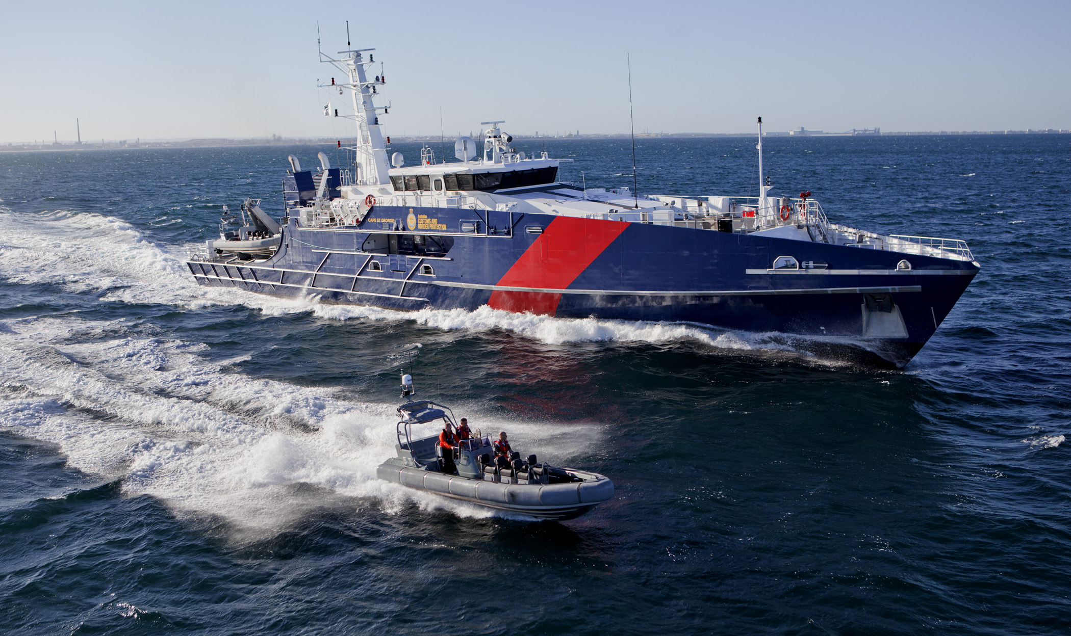 Ships Austal Corporate