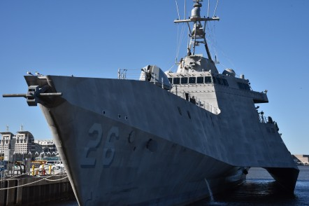 USS MOBILE LCS 26