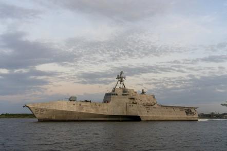 LCS 22 USS Kansas City