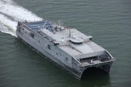 USNS NEWPORT EPF-12