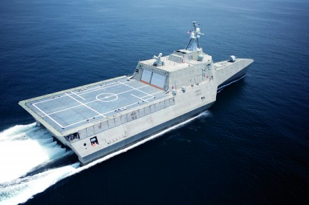 Littoral Combat Ship for the US Navy