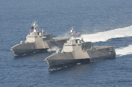 Lttoral Combat Ships for US Navy