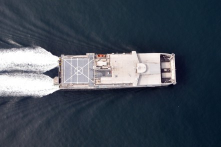 USNS Spearhead (EPF 1)