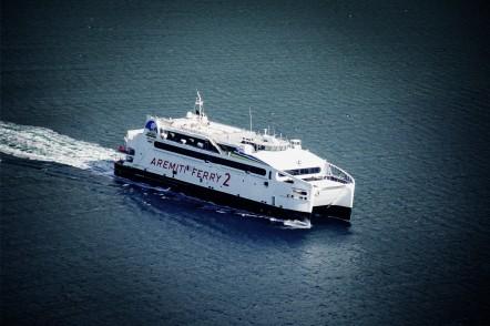 Aremiti 2 for Aremiti Ferries