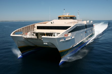 Vehicle + Passenger Ferries   Austal: Corporate
