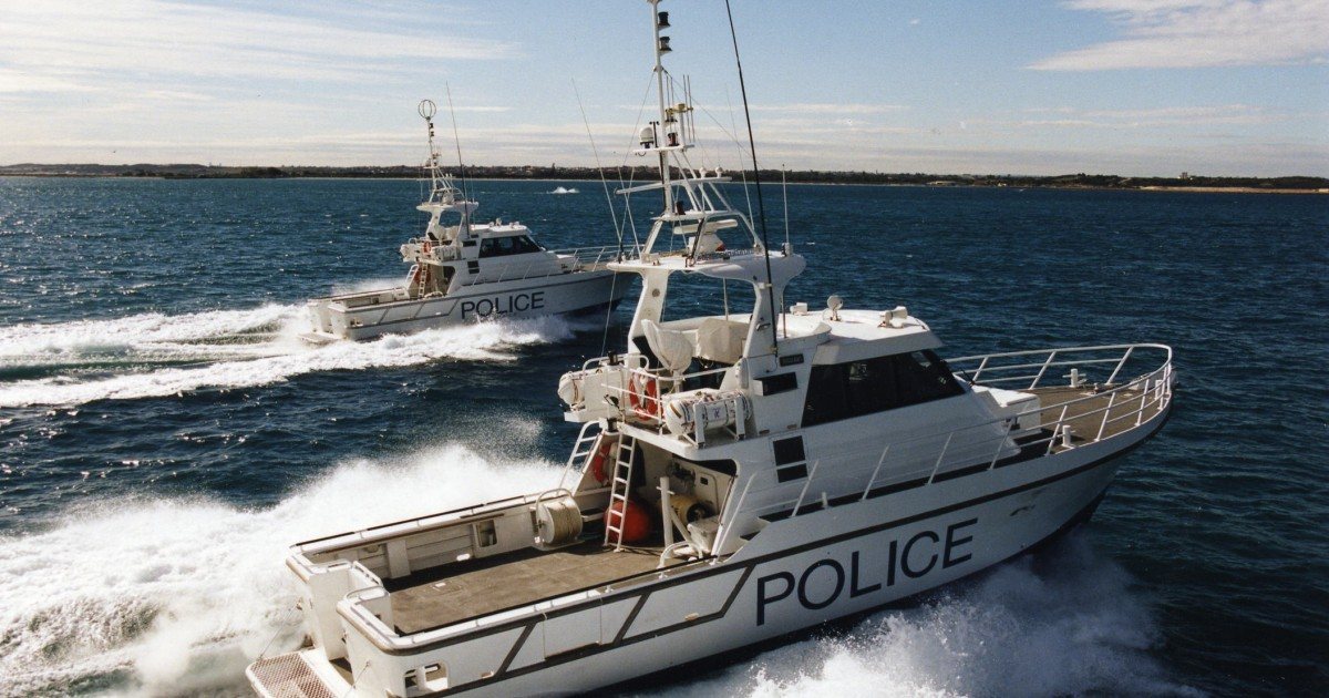 New South Wales Water Police 16m 2000 Austal Corporate