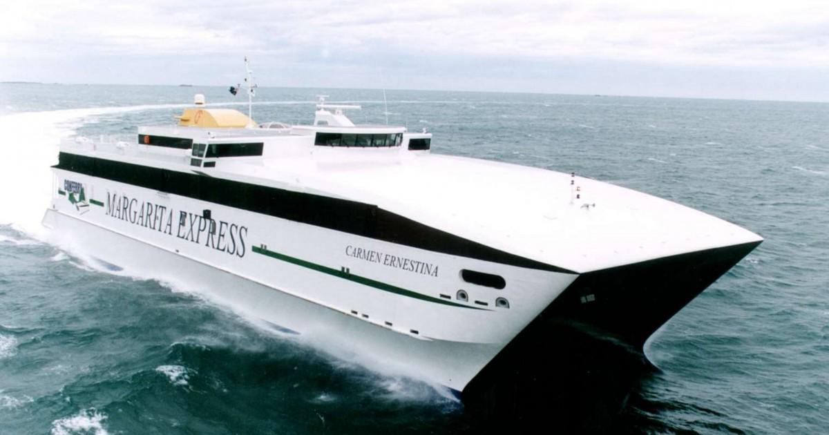 Vehicle + Passenger Ferries | Austal: Corporate